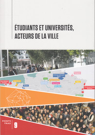 Etudiants et universités, acteurs de la ville - Collection Point FNAU N°9