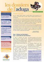 Dossiers de l'Aduga n°4 - Juillet 2011
