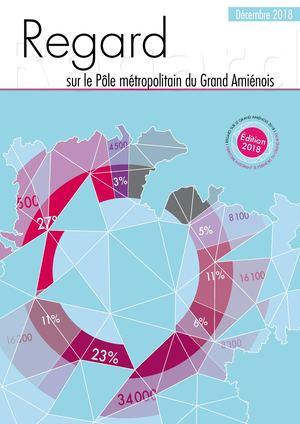 Regard sur le Pôle métropolitain du Grand Amiénois : Edition 2018. Territoire intégrant le périmètre du Grand Roye