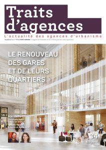 Recomposition du quartier de la gare à Corbie: stratégie territoriale et projet urbain - Traits d'Agences, N° 34, Juin 2019, p. 19
