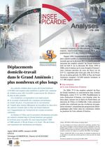 Déplacements domicile-travail dans le Grand Amiénois : plus nombreux et plus longs - Insee Picardie Analyse, N°30 - Décembre 2008