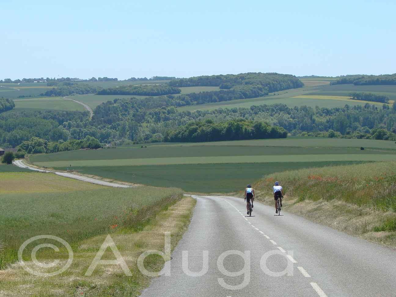 Photo de la semaine. Route D38, Conty, CC Somme Sud-Ouest.