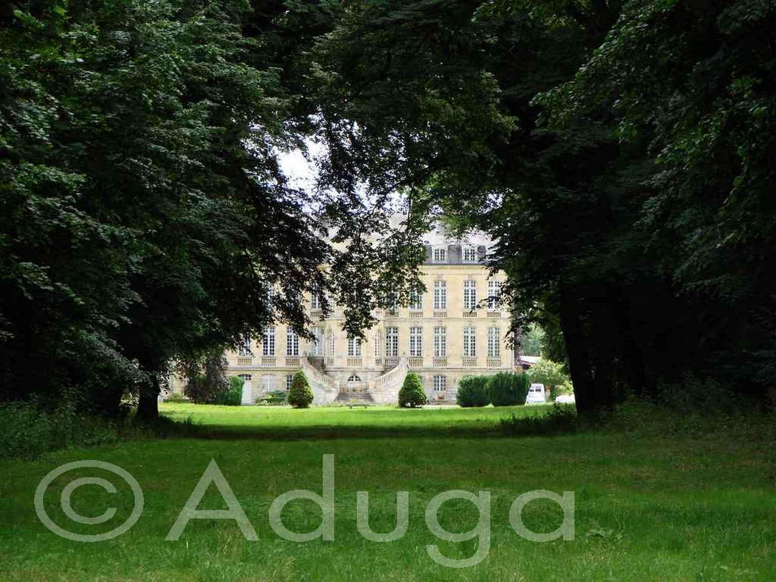 Photo de la semaine. Château de Choussoy-Epagny, CC Avre, Luce et Noye.