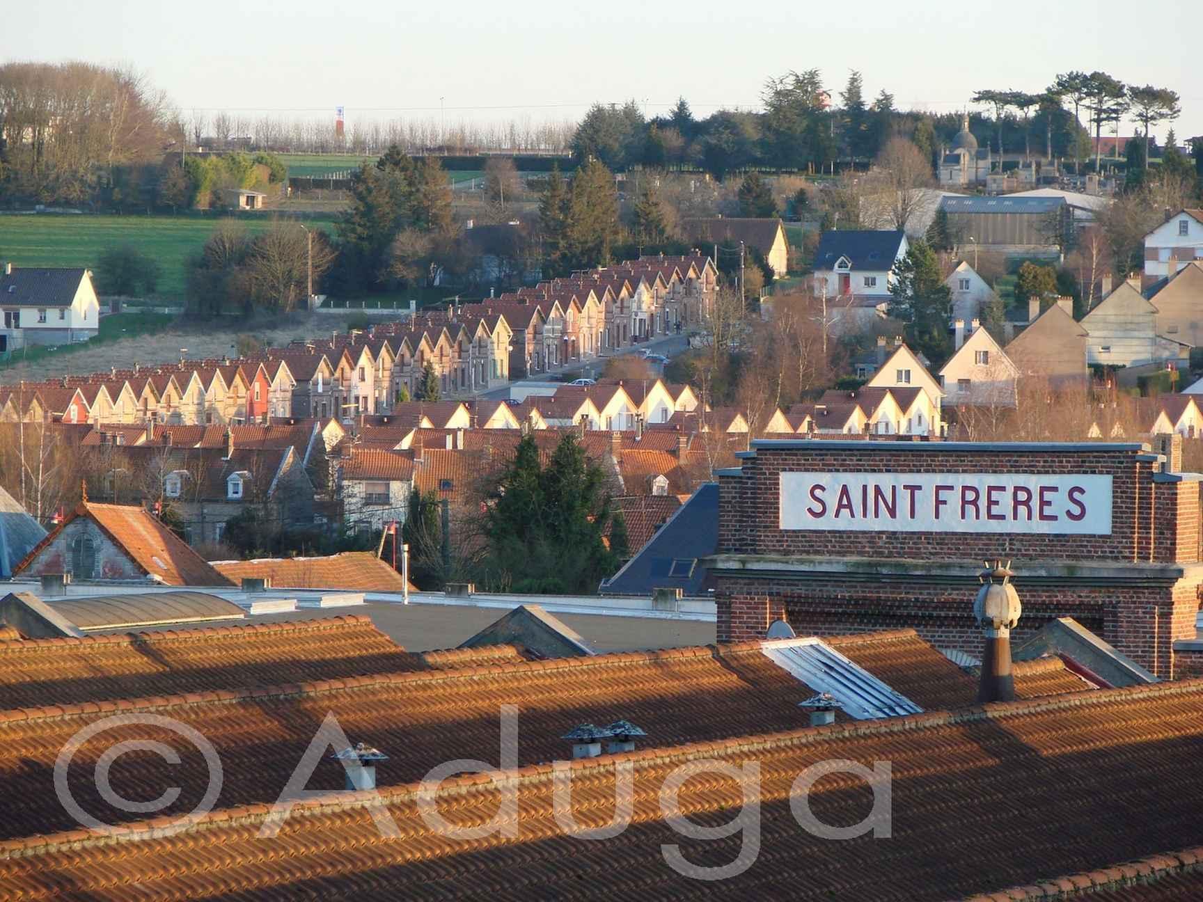 Photo de la semaine. Usine Saint Frères de Flixecourt, CC Nièvre et Somme