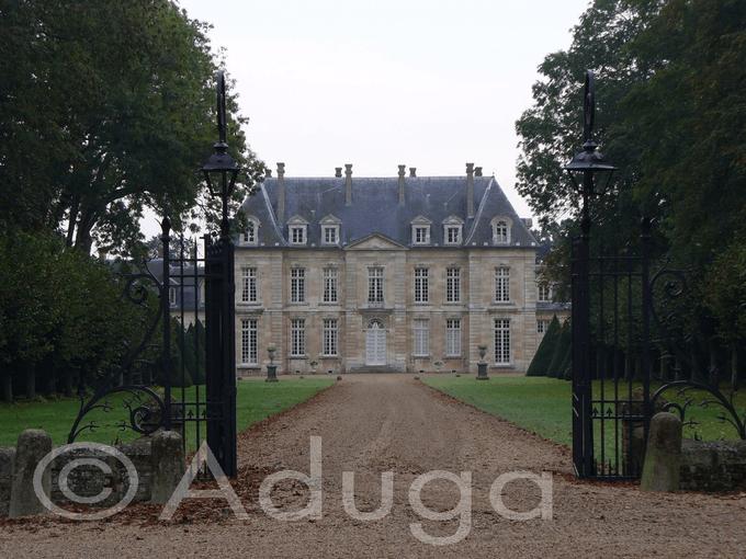 Photo de la semaine. Château de Prouzel, CC Somme Sud-Ouest