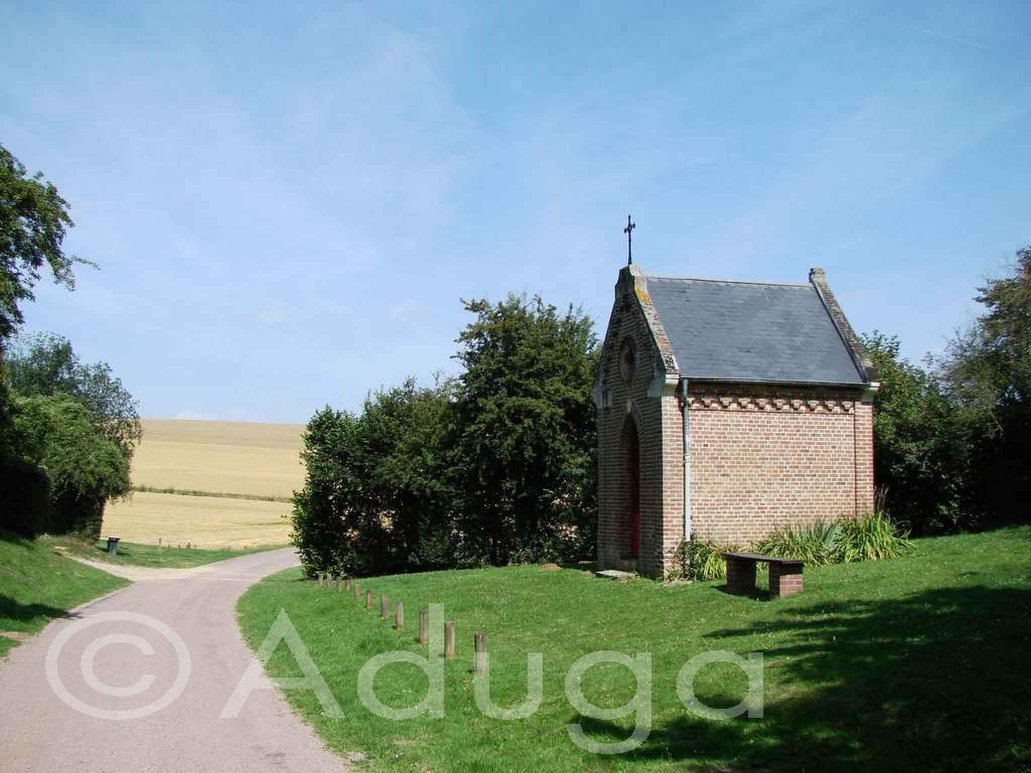 Photo de la semaine. Chapelle de Jumel, CC Avre, Luce et Noye