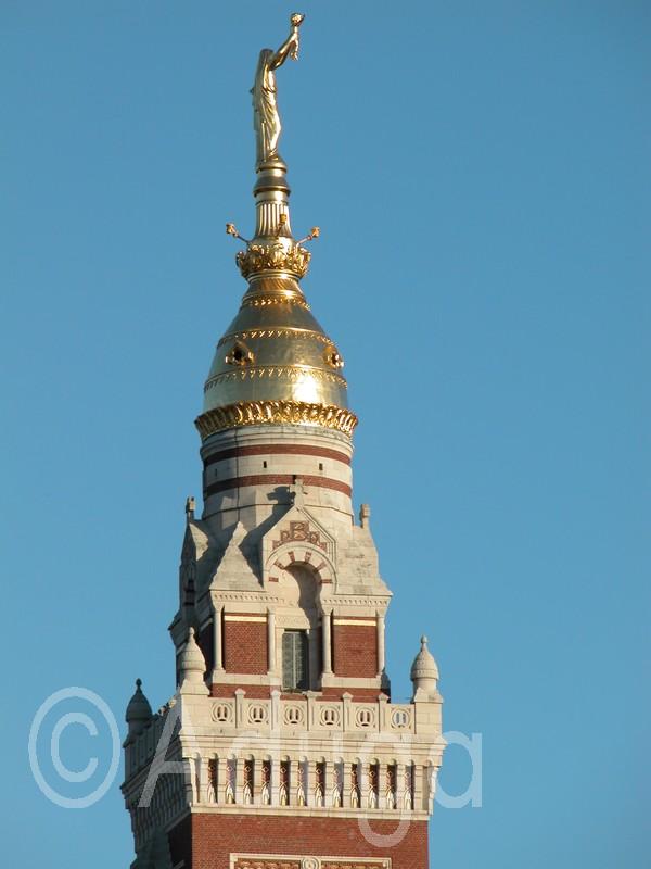 Photo de la semaine. Basilique d'Albert, CC du Pays du Coquelicot