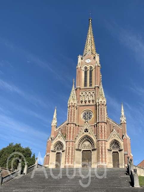 Photo de la semaine. Eglise Saint-Nicolas de Beauval, CC Territoire Nord Picardie