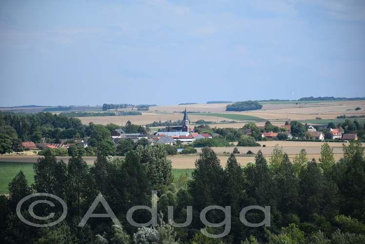 Photo de la semaine. Paysage rural, Vaire-Sous-Corbie, CC du Val de Somme.