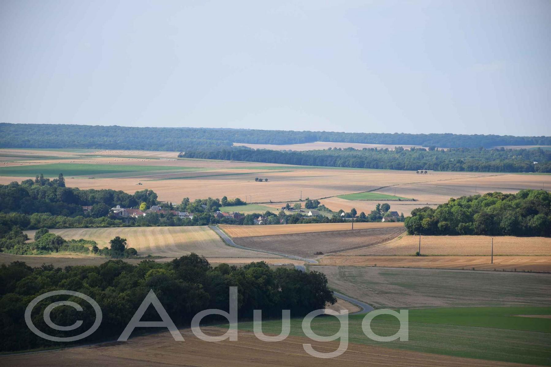 Photo de la semaine. Paysage rural, Folleville, CC Avre, Luce, Noye