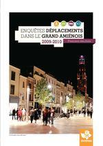 Enquêtes déplacements dans le Grand Amiénois 2009-2010 - Mai 2013