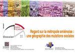 Géographie sociale de la métropole amiénoise - Les cartes - Novembre 2014