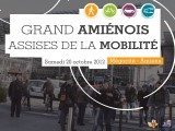 Assises de la Mobilité du Grand Amiénois 2012