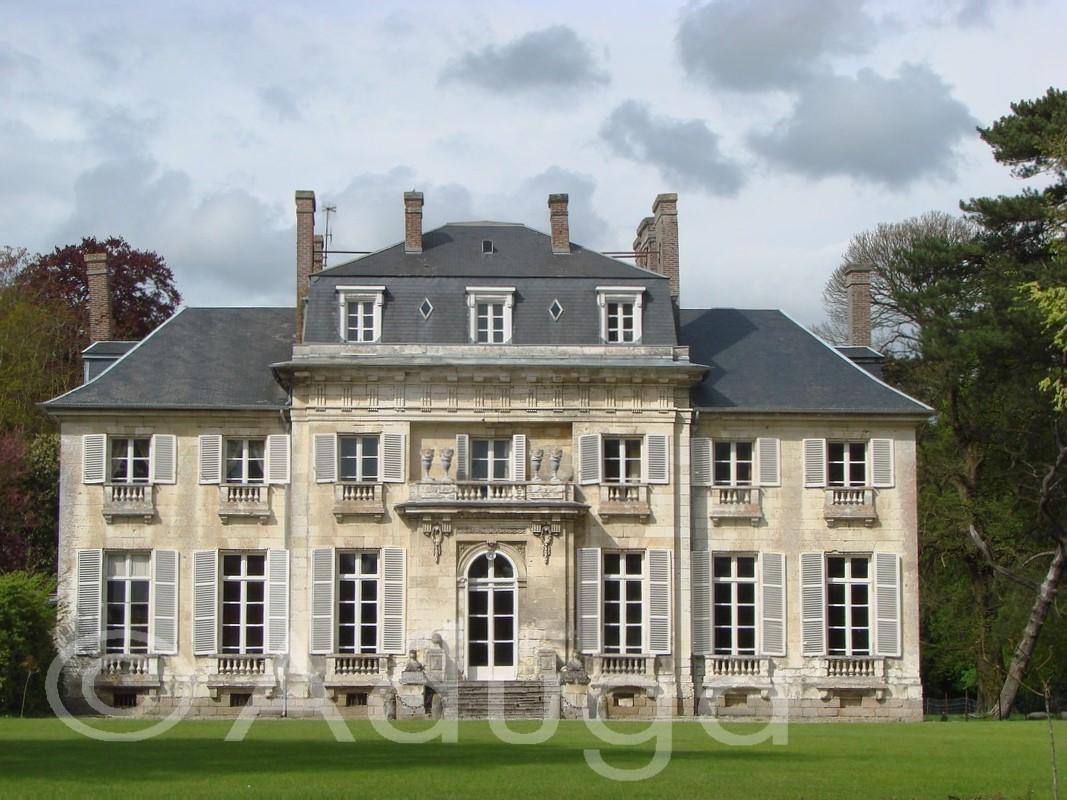 Photo de la semaine. Château de Saint-Gratien (CC du Territoire Nord Picardie)